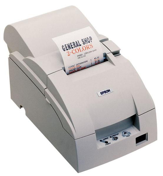 Epson Slip Printer Thermal TM-U2220 A